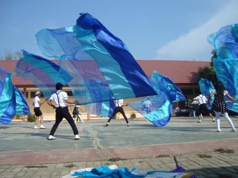 Perayaan Ikatan Alumni SMK Telkom Makassar