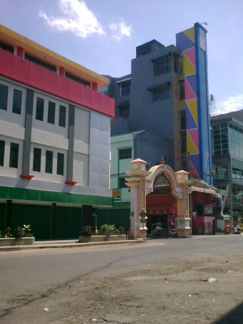 Sudut lain di Makassar